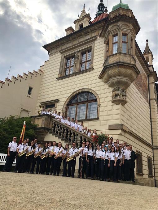 Santa Cecilia Praga
